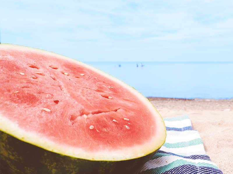 The Best Foods for Staying Hydrated During Summer